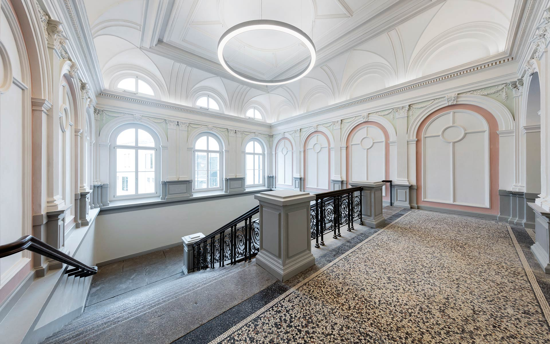 Clavius-Gymnasium und Martinschule